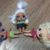 Оригинал кукла ЛоЛ с волосами. Очень  красавые В лоте 1 куколка на выбор