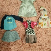 Одежда для куклы Барби, всё одним лотом