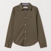 Фирменная рубашка новая H&M.