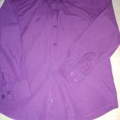 Рубашка для школы мальчику , отличное состояние