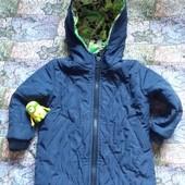 Куртка зимняя на мальчика на 3-5 лет , ориентируйтесь на замеры