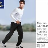 ☘ Качественные термо-штаны на флисе с бумажными бирками, Tchibo(Германия), рр. наш:56-58 (XЛ евро)