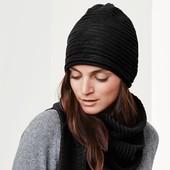 ☘ Мягусенькая теплая шапка от Tchibo(Германия), размер универсальный