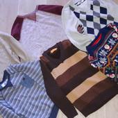 Пакет вещей на мальчика 4-5-6 лет