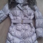 Пальто жіноче, пуховик від City classic. Розмір 48.