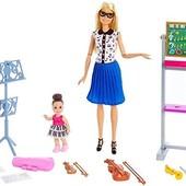 Mattel Барби учитель музыки
