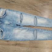 Мега стильные джинсы скини  *& Denim* р.48 хорошего сост.