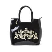 Лаковая сумка качество отличное!!!!!