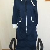 Новый слип пижама домашний комбинезон размер М/Л замера на фото