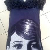 Гламурное платье, размер L