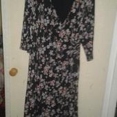Платье для пышных форм 22 размер.