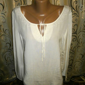 Нежная блуза с вышивкой Casual Club