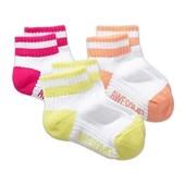 Лот 3 пары! Детские носки от Tchibo Германия размер 31-34