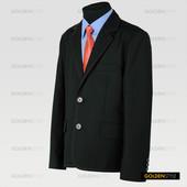 Пиджак черный классический на рост 116см