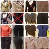 Пакет женской офисной одежды, одежда женская для офиса р-р s\m 13 ед