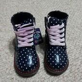 Очень стильные деми ботинки С. Луч