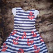 Красивое платьице для маленькой принцесски