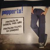Peperts-спортивные штаны подростку 122-128 см