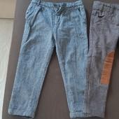 2 джинс +сандали на мальчика