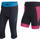 Велосипедные шорты с розовой вставкой Crivit L 44/46