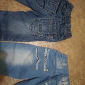 Отличные джинсы на 5-6 лет, 110-122 см