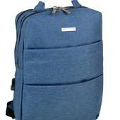 """Городской Школьный рюкзак для ноутбука 15,6"""","""