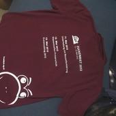 Фирменная тениска -пог-62см.