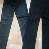 Брюки классика 2шт.+джинсы в подарок