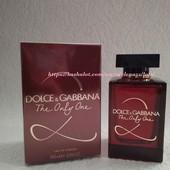 Новый! Dolce & Gabbana the only one-2! штрих-,батч-код! Лазерная гравировка! Роскошнейший парфюм!