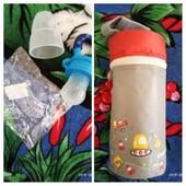 Термос-сумка и ниблер силиконовый  одним лотом