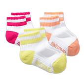 *Лот 3 пары!* Яркие носки с утепленной стопой от TcmTchibo, Германия! раз.31-34