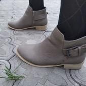 ботинки осенние (Китай)