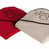 Zoofari Германия, Набор из 2х полотенец для собак/домашних питомцев, 40*80