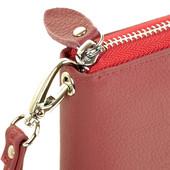 Кошелек- сумочка кожаный Отличная цена