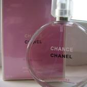 Новый. Chanel Chance eau Tendre 100 мл. штрих- код. Самый божественный парфюм.