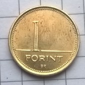 Монета Венгрии 1 форинт 1994