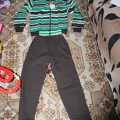 теплый спортивный костюм на мальчика 10 лет