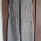 Фирменный красивый сарафан-платье в отличном состоянии р.12-14