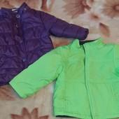 Курточки на 74-86 см