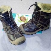 СТОП !!! Зимние Кожаные ботинки р.29