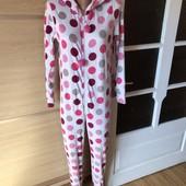 Нежнейшая слип-пижама,в горох!