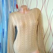 Новый тёплый свитер H&M. Капучино Качество! Лоты комбинирую бесплатно
