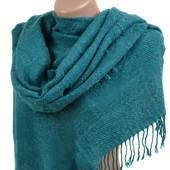 Женский теплый шарф. 50% шерсть Распродажа остатков