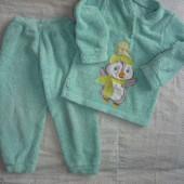 """Пижама """"Габби""""для мальчика травка на 2-3 г смотрите все лоты много одежды на этот возраст"""