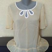 Фирменная блузка Next (Некст), размер uk10, новая, качественная, мерки есть