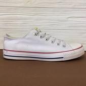 # 101010 white(40) *14* Женские кеды Converse! Распродажа последних размеров -70%