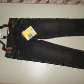 Lupilu -джинсы Slim Fit мальчику на 110-116 см