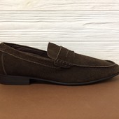 # MO10039-С *13* Мужские замшевые туфли Megapolis! Распродажа последних размеров -70%