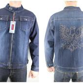 Мужской джинсовый пиджак Качество!Последний!