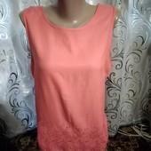 Нежная женская блуза с пуговицами на спинке Papaya